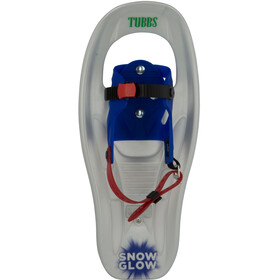 TUBBS Snowglow - Raquetas de nieve de aluminio - blanco/Multicolor